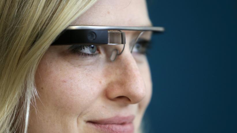 Google Glass: Die Datenbrille aus dem Netz kegeln