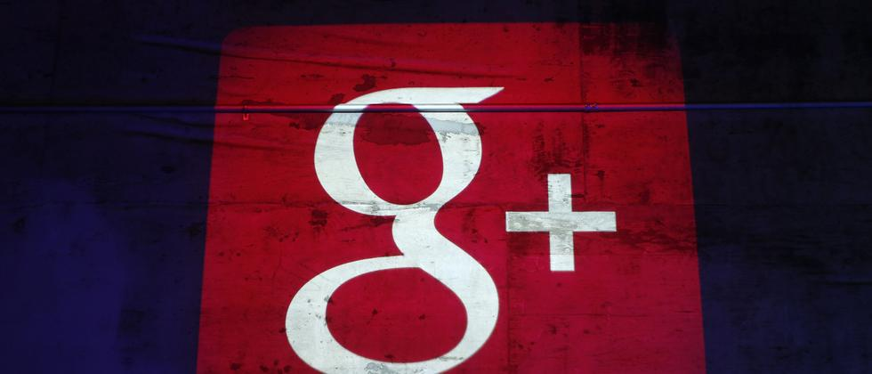 Logo von Google plus
