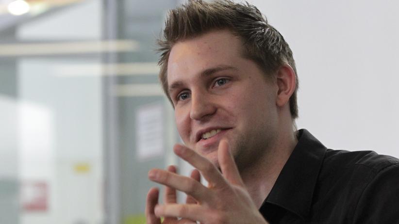 Max Schrems: Der Österreicher Max Schrems (Archivbild von 2012)