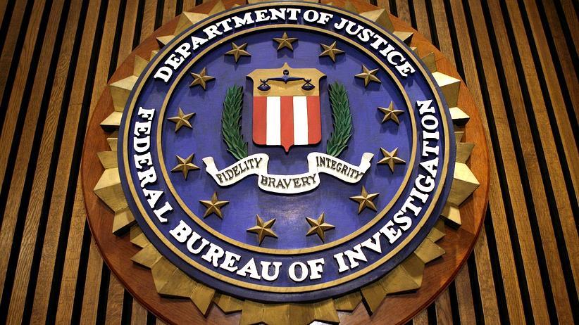 Das Siegel des FBI