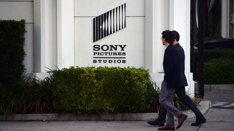 Studios von Sony Pictures in Los Angeles, Kalifornien