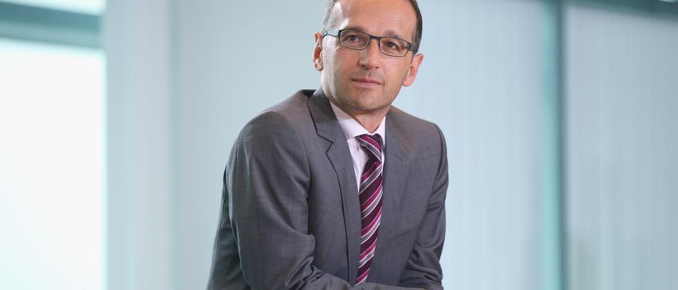 Heiko Maas ist Bundesminister der Justiz und für Verbraucherschutz.
