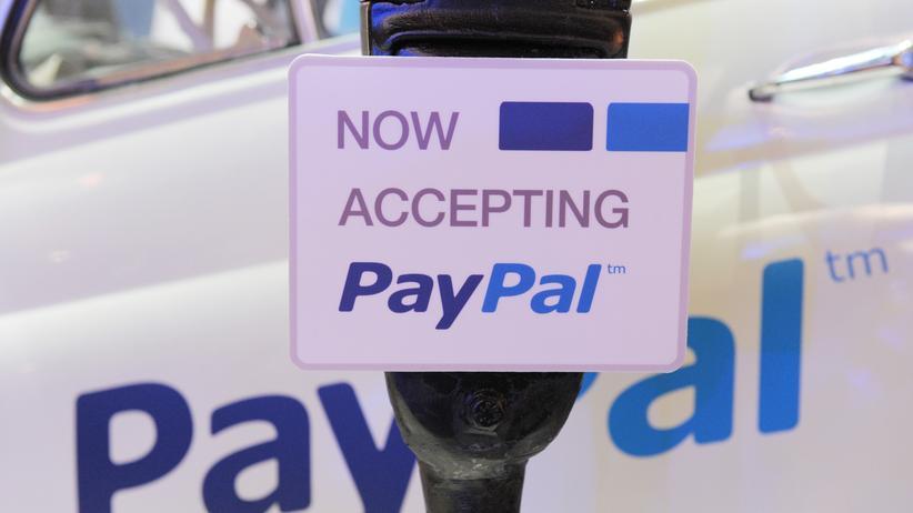 PayPal: Daten für alle