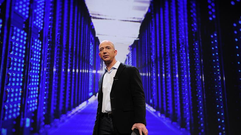 Transparenzbericht: Behörden wollen kaum Daten von Amazon