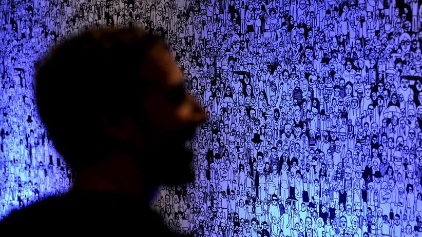 Digital, Datenschutz, Gesichtserkennung, Intelligenz, Datenschutz, Google, App, Flickr, Zeitschrift, Facebook, USA