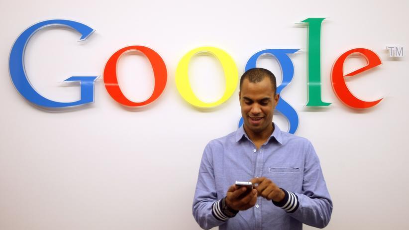 Im Berliner Google-Büro