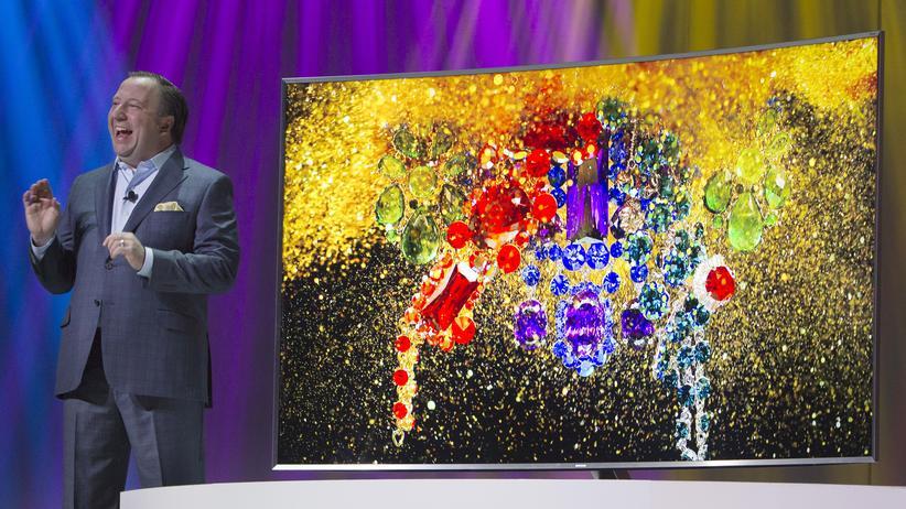 Smart-TV von Samsung