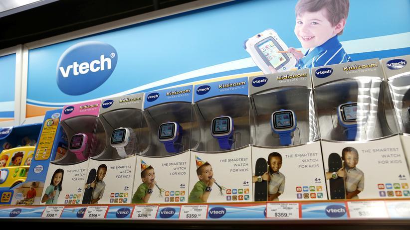 VTech, Digital, Datensicherheit, Spielzeug, Hacker, Computer, Eltern, Internet