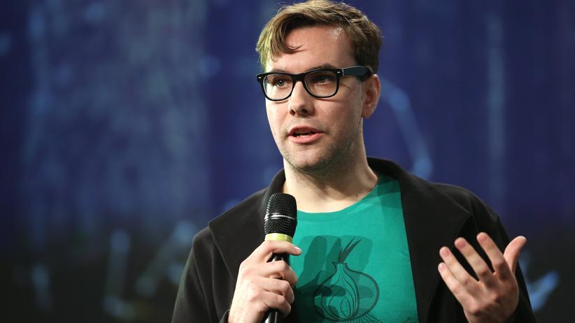 Tor-Botschafter Jacob Appelbaum