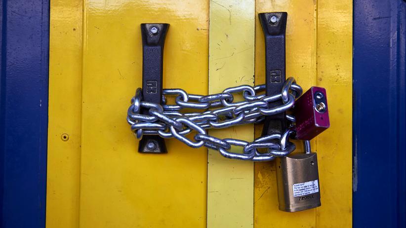 Anonymität: Noch sieben Schlösser mehr und es ist garantiert NSA-sicher.