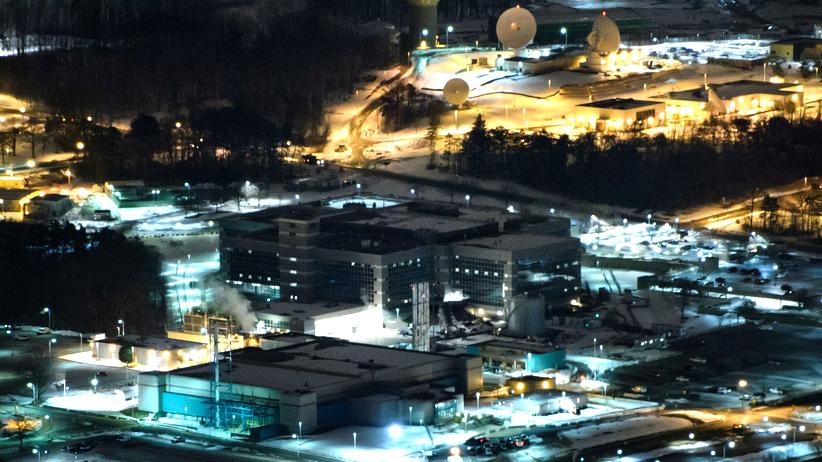 Computersicherheit: Das NSA-Hauptquartier in Fort Meade, Maryland