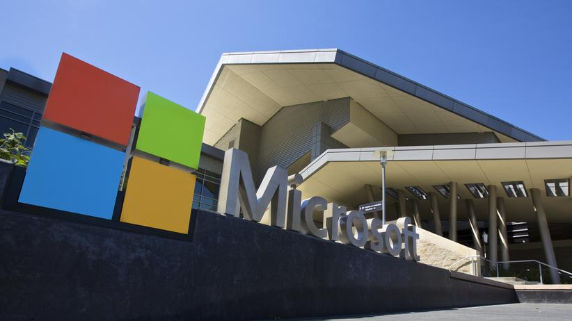 Microsoft: Microsoft-Zentrale in Redmond, Washington
