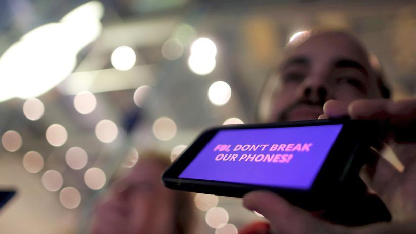 Im Streit zwischen Apple und dem FBI stand die Mehrheit der Bürger zuletzt auf der Seite des Unternehmens