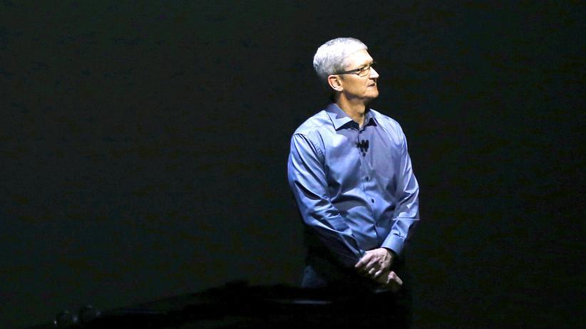 Tim Cook: Die Jeanne d'Arc des Silicon Valley