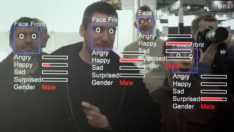 Gesichtserkennung: Superfood für Algorithmen