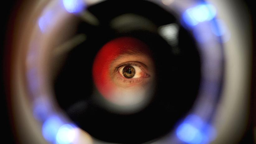 Biometrie: Die EU-Kommission will den Einsatz von Biometrie ausweiten.