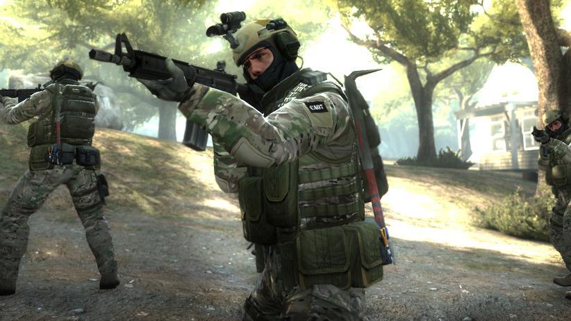 """Games: """"Counter-Strike"""" hat eine lebendige In-Game-Wirtschaft."""