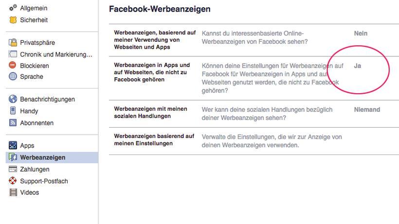 Wie sehe ich das ich auf facebook blockiert wurde