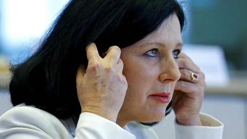 Privacy Shield: EU-Justizkommissarin Věra Jourová