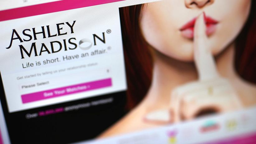 Ashley Madison: Die Website des Seitensprungportals Ashley Madison