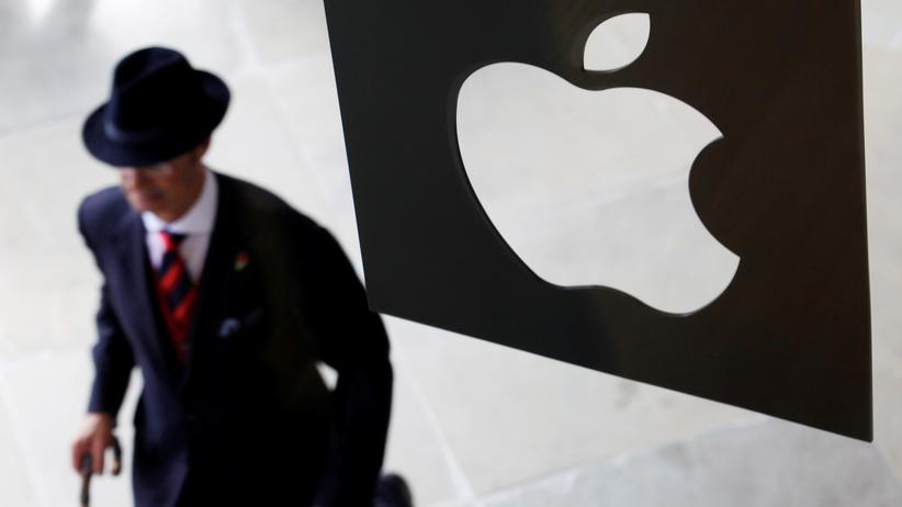 Kein Black-Hat-Hacker, nur ein Apple-Kunde in London