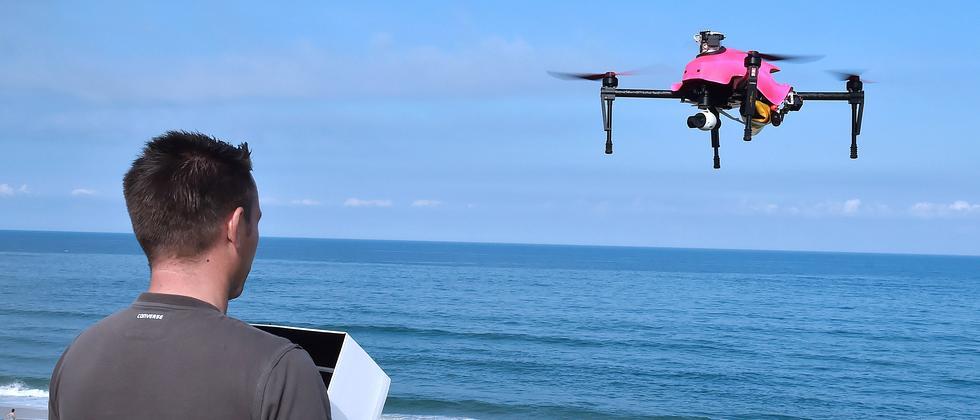 Helper-Drohne