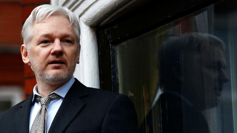 Privatsphäre: Wikileaks-Gründer Julian Assange