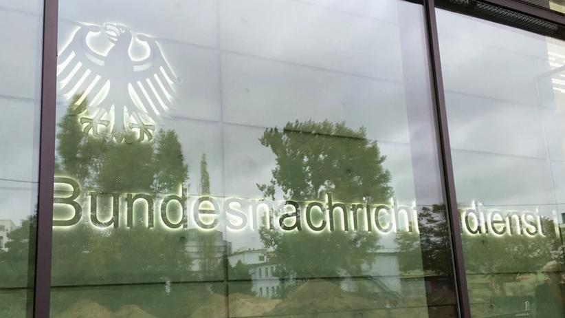 Chaos Computer Club: Alles so schön transparent hier: die neue BND-Zentrale in Berlin