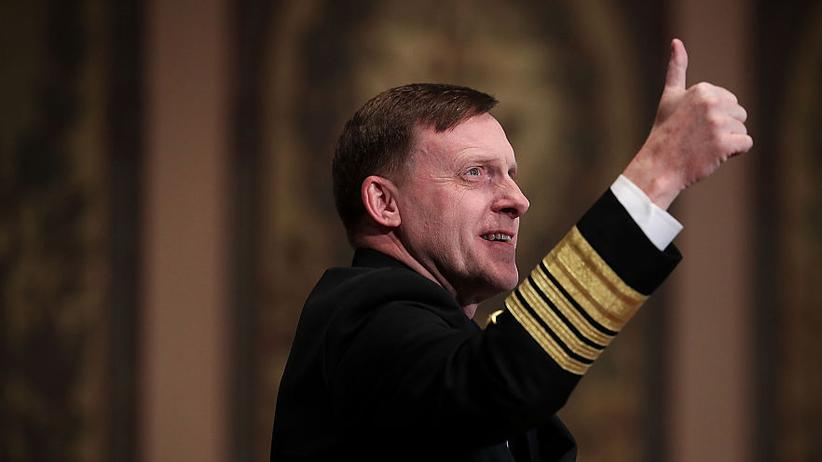 Seit April 2014 leitet Michael Rogers die NSA.