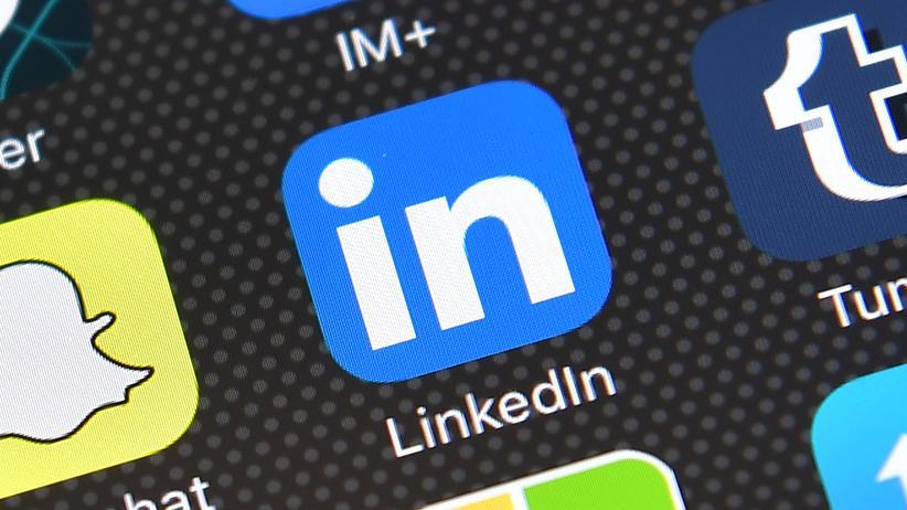 Das berufliche Netzwerk LinkedIn ist in Russland nicht mehr verfügbar.