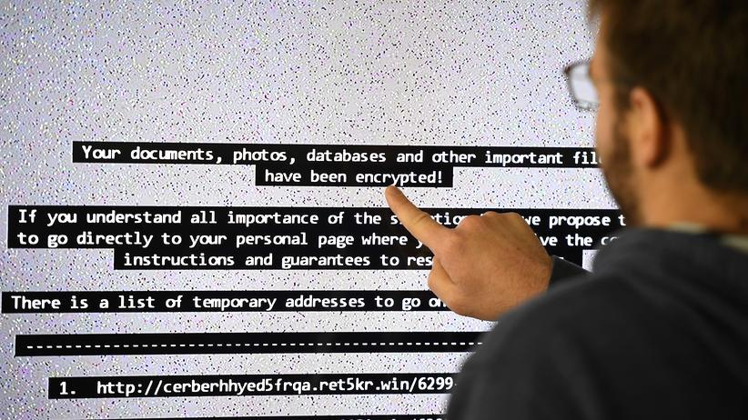 Ransomware: Infizier deine Freunde, dann kriegst du deine Dateien zurück