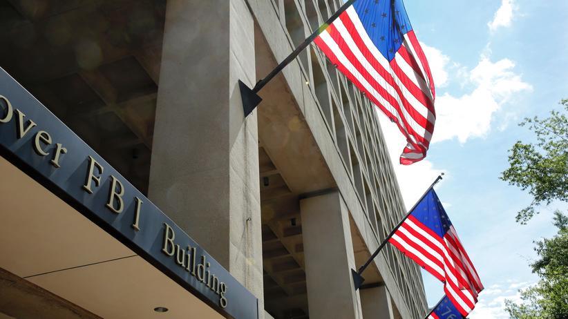 FBI-Hauptquartier in Washington, D.C.