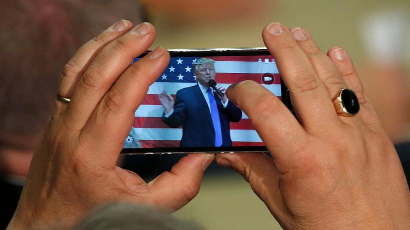 US-Präsident: Trump will sich nicht trennen
