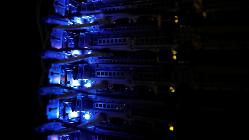 Hacker: Verraten diese Lämpchen gerade ein Passwort?