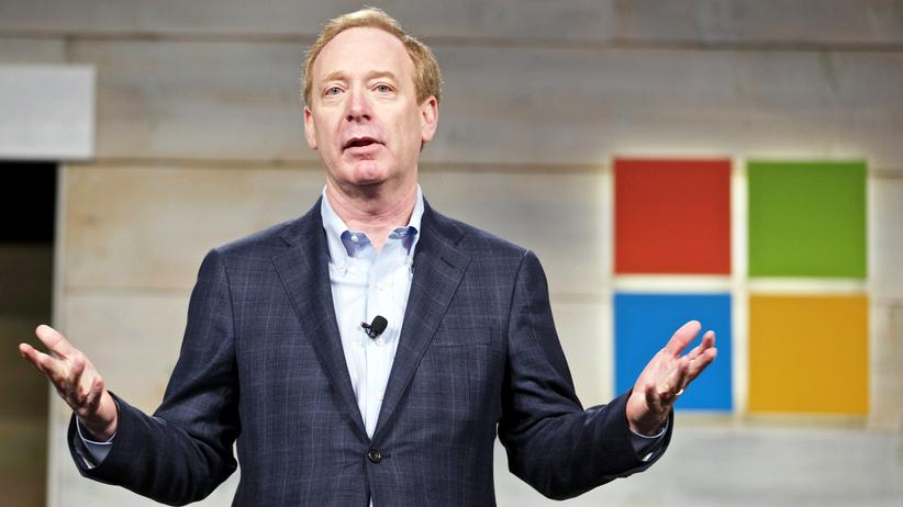 Microsoft: Microsofts Chefjurist Brad Smith schlägt eine Digitale Genfer Konvention vor.