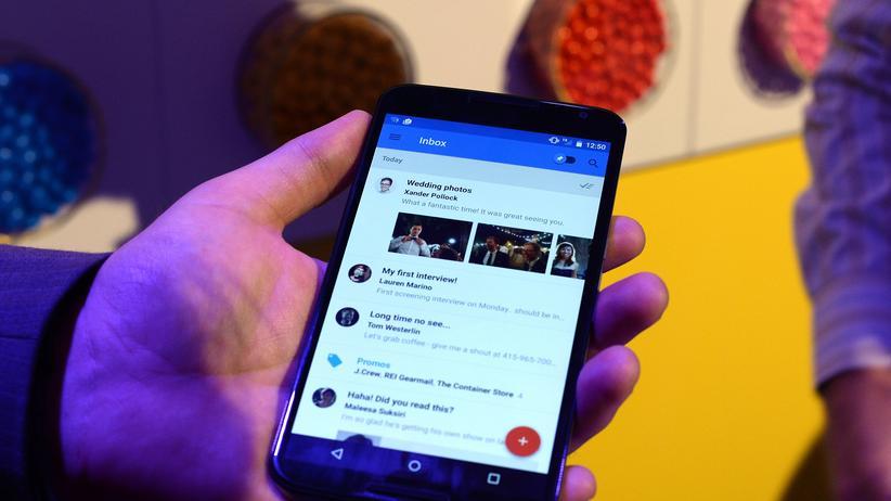 Personalisierte Werbung: Datenschützer kritisieren seit Jahren, dass die E-Mails von Privatkunden des Programms Gmail analysiert werden.