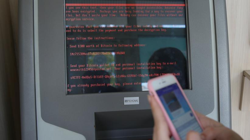 Ukraine: Tschernobyl-Rechner nach Hackerangriff ausgefallen
