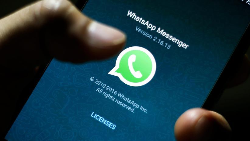WhatsApp: Die extensive WhatsApp-Nutzung eines Kindes hat einen Sorgerechtsstreit ausgelöst.