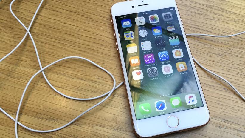 Biometrie: Lässt sich das iPhone künftig per Gesichtserkennung entsperren?
