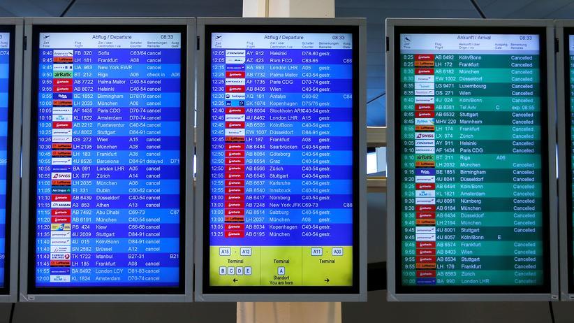 Reisedaten: Zukünftig sollen die Daten von Nicht-EU-Bürgern bei jeder Ein- und Ausreise festgehalten und für vier Jahre gespeichert werden.