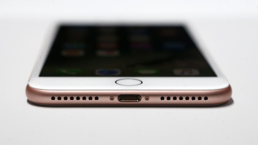 iOS 11: Eine Antipolizeitaste im iPhone