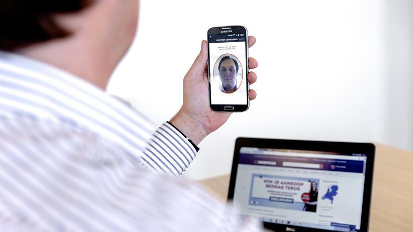 Biometrie: Zugang zu staatlichen Datenbanken zu verkaufen