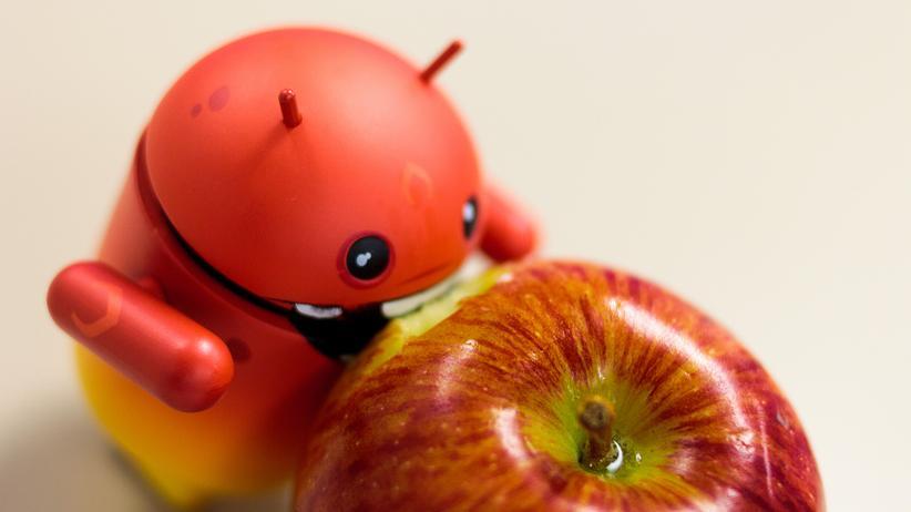 Immer wieder wird Malware für Android entdeckt.