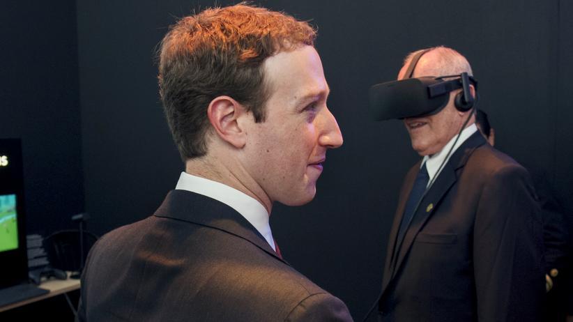 Datenmissbrauch bei Facebook: EU-Parlament fordert Erklärung von Zuckerberg