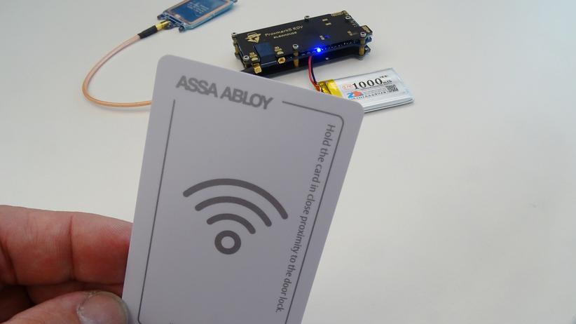 Sicherheitslücke: Hacker können Hotelzimmer weltweit öffnen