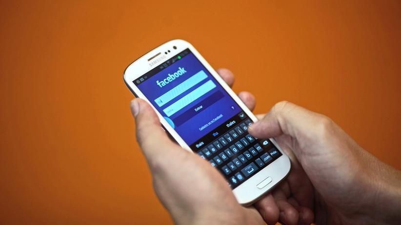 Datenschutzgrundverordnung. Facebook steht aufgrund seiner Nutzungsbedingungen in der Kritik.
