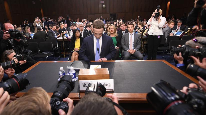 Facebook: Mark Zuckerberg übernimmt Verantwortung für Datenskandal