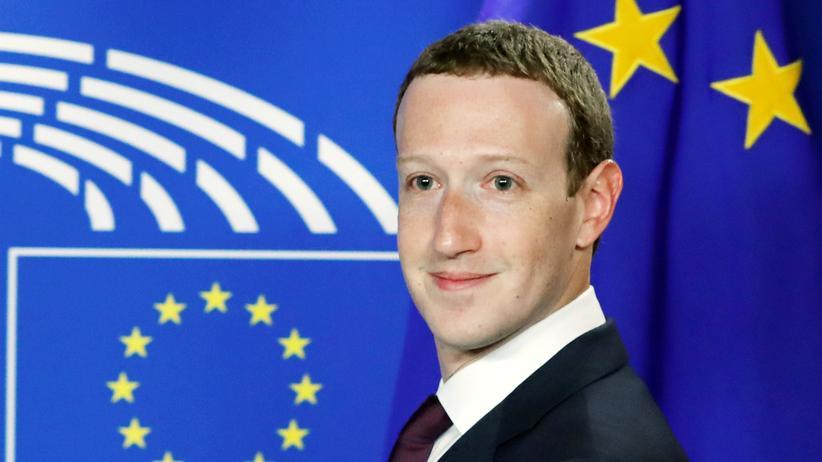 """Mark Zuckerberg: """"Alles nur Blablabla"""""""