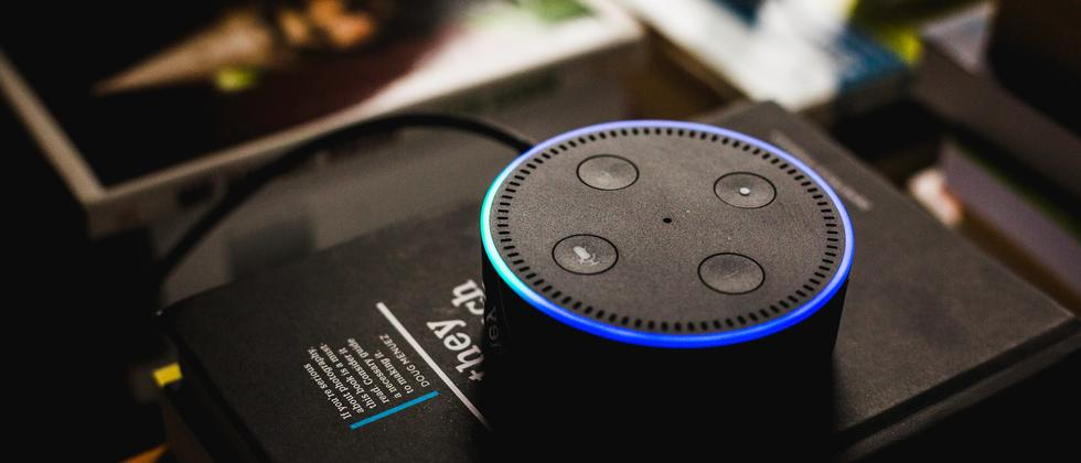 Datenschutz: Amazon lässt Alexa-Mitschnitte im Homeoffice auswerten