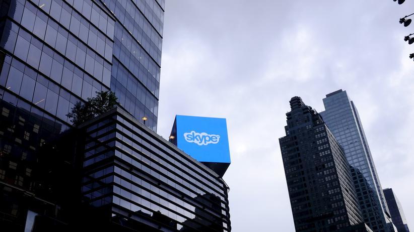 Datenschutz: Vor acht Jahren übernahm Microsoft Skype.